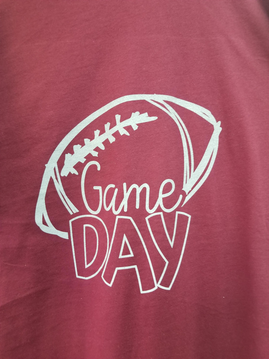 Game Day short sleeve tshirt