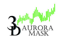 Load image into Gallery viewer, Aurora 3D Face Mask - Arctic Trading Canada