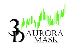 Aurora 3D Face Mask - Arctic Trading Canada