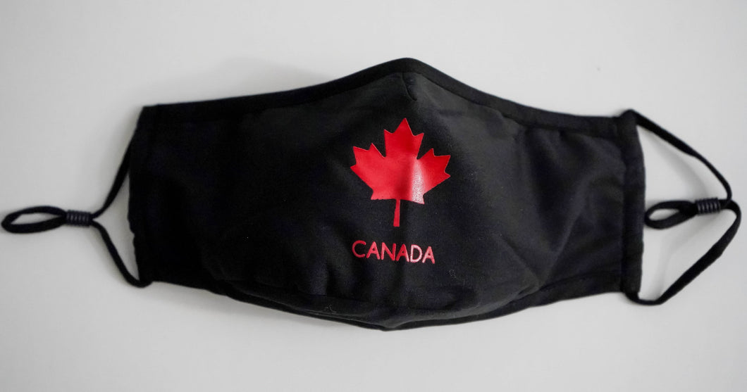 Classic Canadian Cotton Face Mask - Arctic Trading Canada