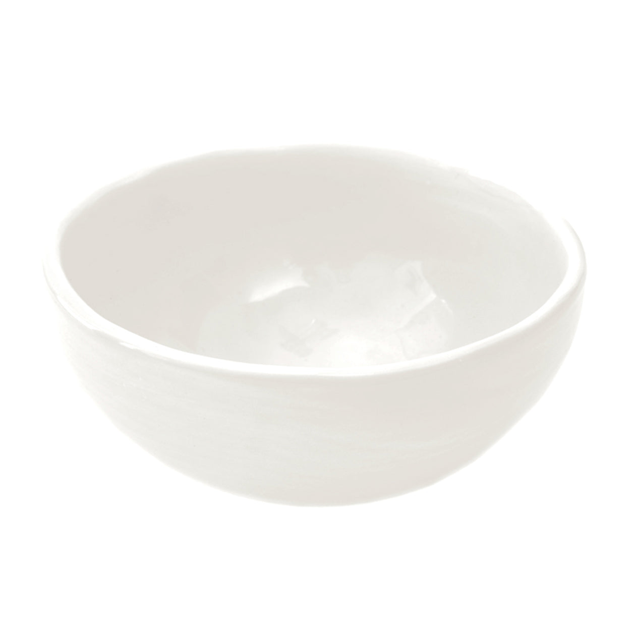 HONEYMOON BOWL WHITE GLOSS