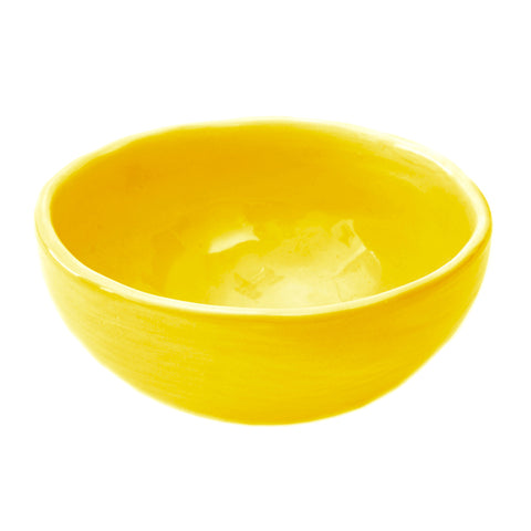 HONEYMOON BOWL YELLOW