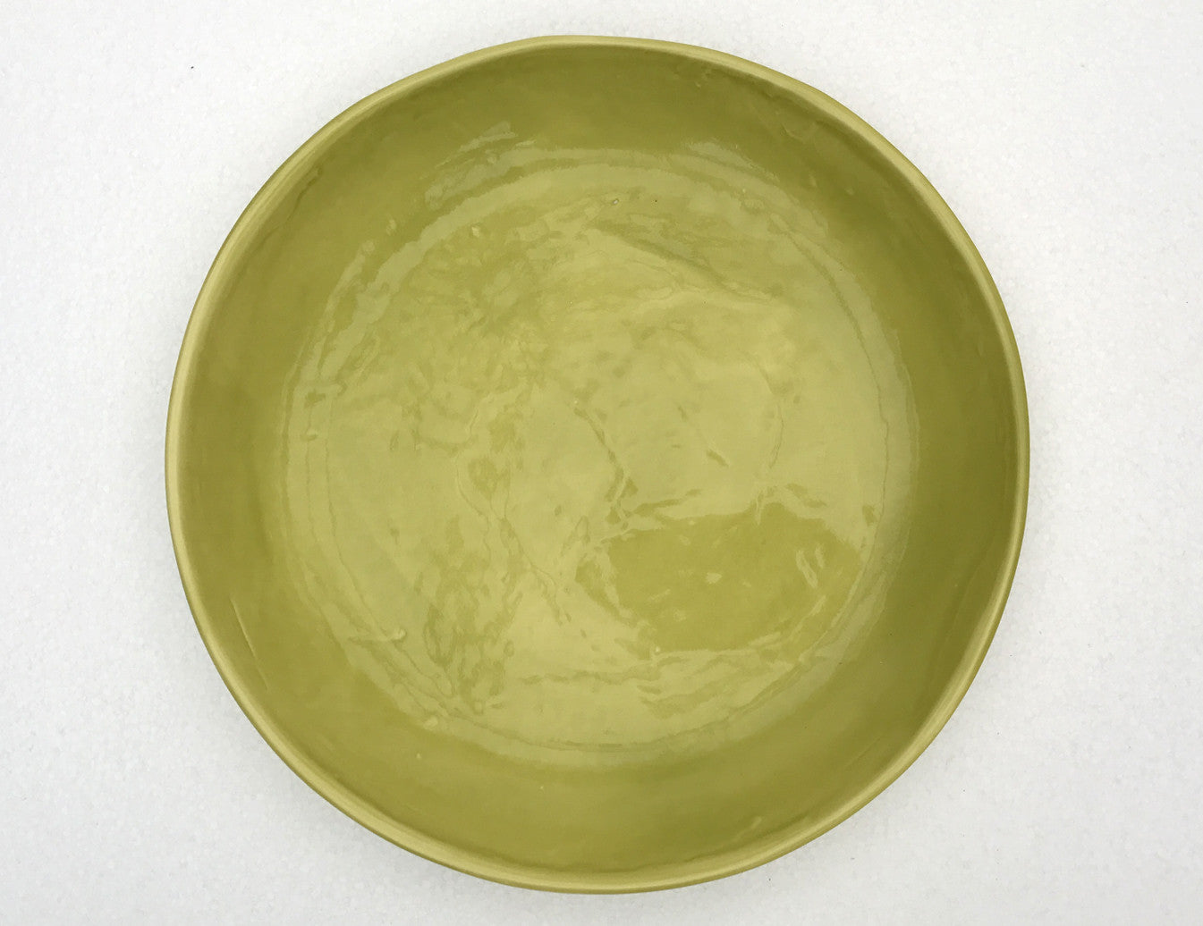 LARGE DISH CHARTREUSE