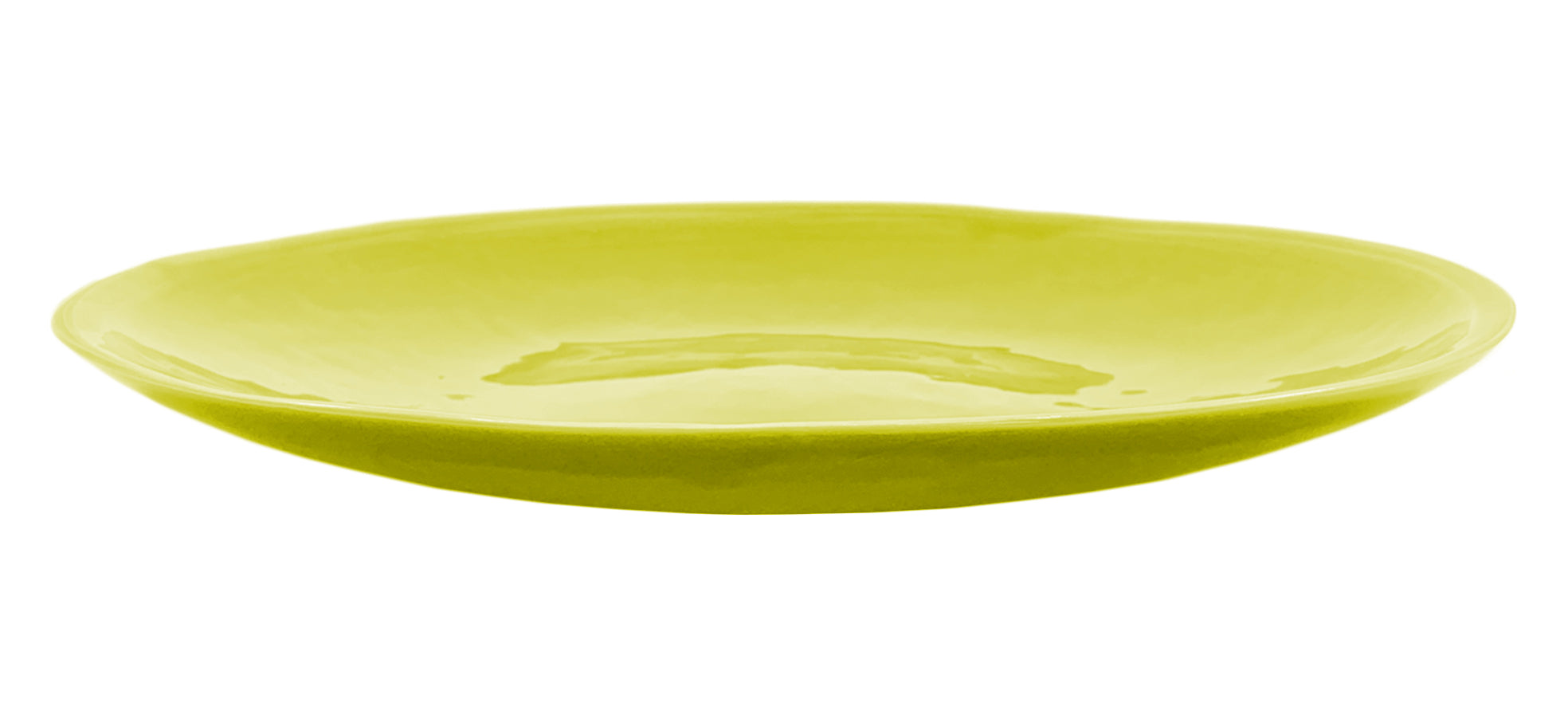 MOON BOWL CHARTREUSE