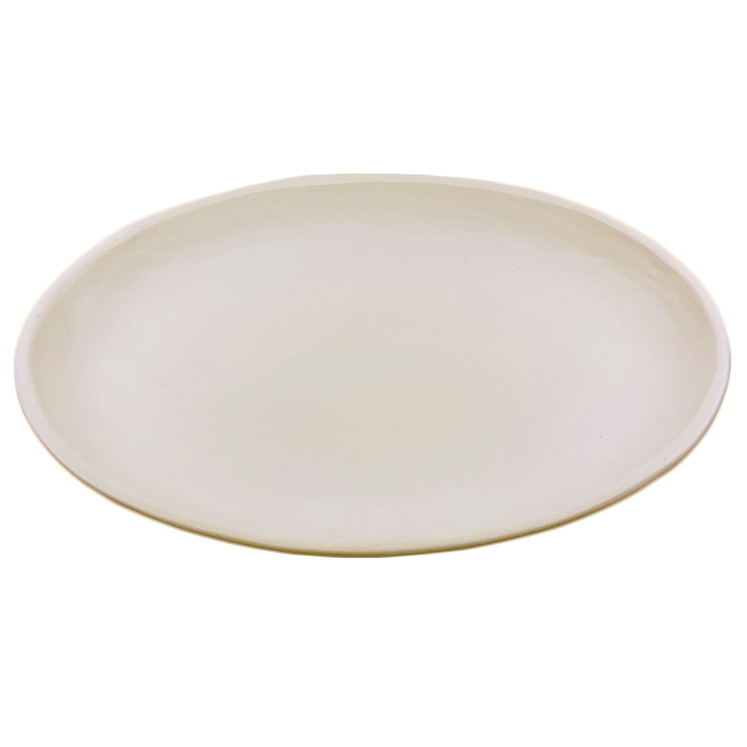 OVAL SERVING PEARL