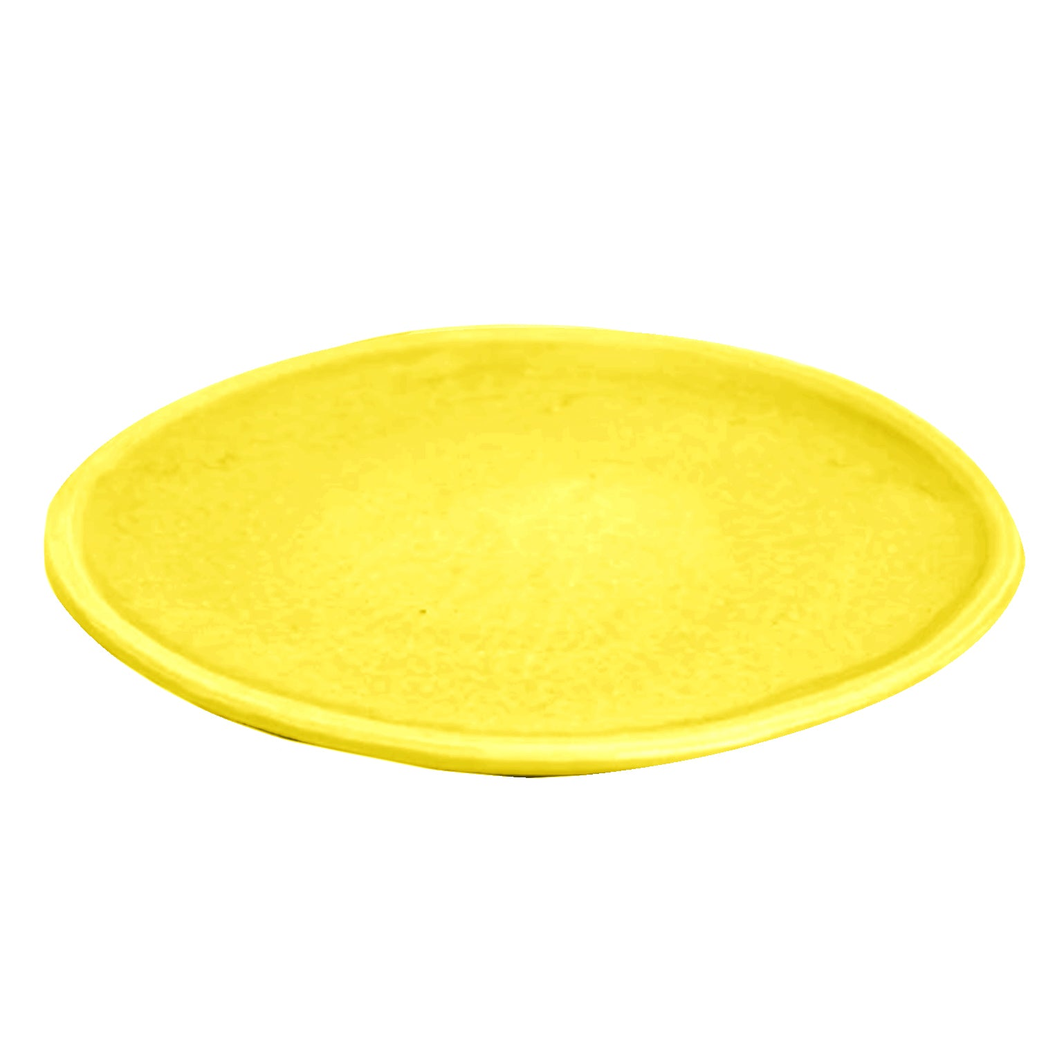 Peasant Plate Small Yellow