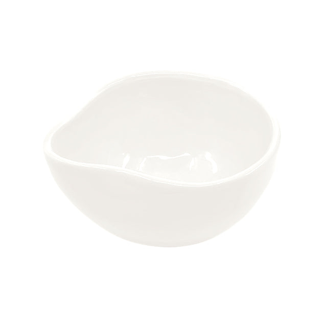 POURING BOWL WHITE GLOSS