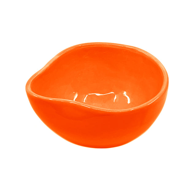 POURING BOWL SMALL MANDARIN