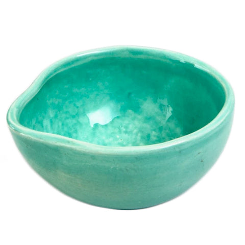 POURING BOWL LARGE SEA FOAM