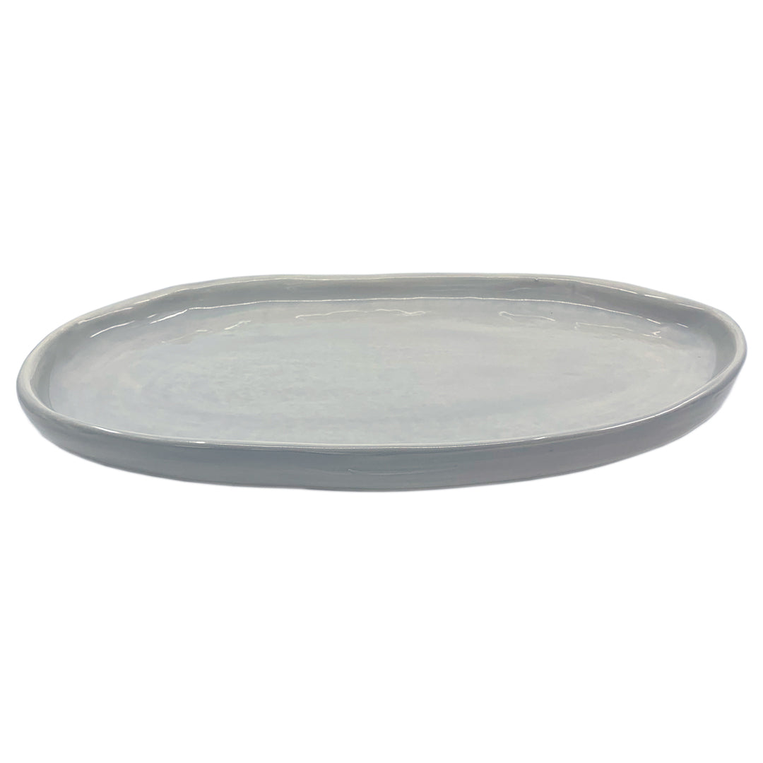 SMALL OVAL PLATTER ELEPHANT