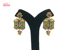 Load image into Gallery viewer, Mysore Royal Statement Choker Necklace Set