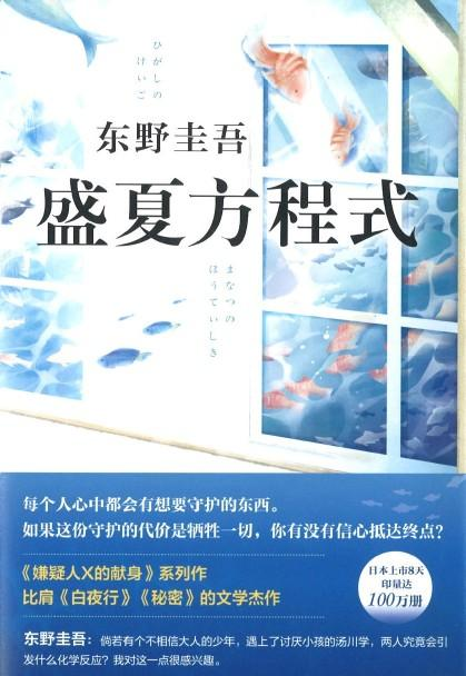9787544294133 盛夏方程式 | Singapore Chinese Books