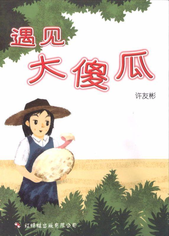 9789670564135 遇见大傻瓜 | Singapore Chinese Books