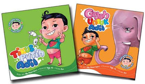 9789810827250 Siri Aksi Adil (set) | Singapore Malay Books