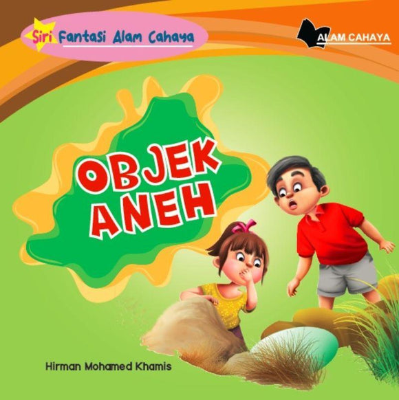 9789811443848 Objek Aneh | Singapore Malay Books