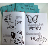 9789811450679 My First Book - Animals Colouring Book | Singapore Tamil Books