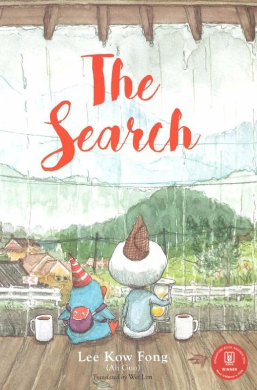 9789814764261 The Search | Singapore Chinese Books