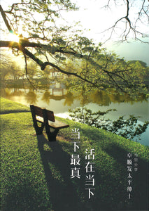 当下最真,活在当下  9789814856430 | Singapore Chinese Books | Maha Yu Yi Pte Ltd