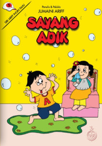 9789971776756 Sayang Adik | Singapore Malay Books