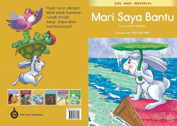 9789971778613 Mari Saya Bantu | Singapore Malay Books