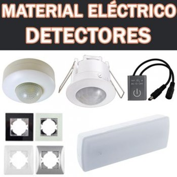 Material Electrico / Detectores