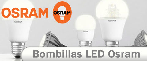 Bombillas LED Osram
