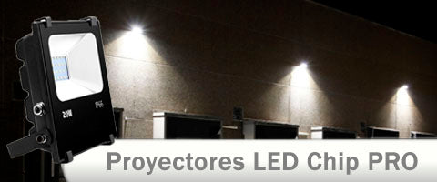 Proyector LED Chip PRO alta potencia