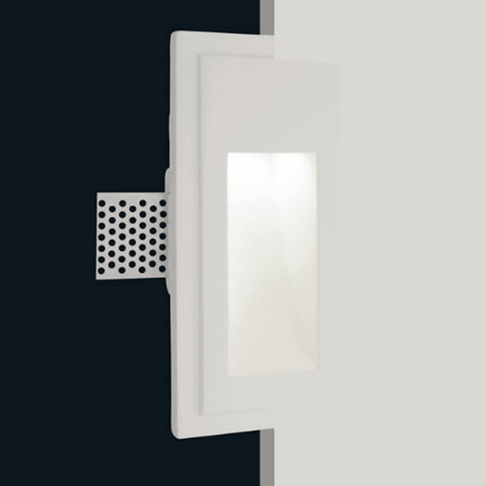 Empotrable Pared Escayola LED G9