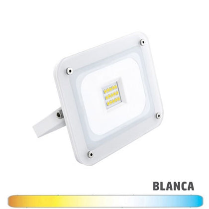Proyector Blanco LED Design SMD 10W