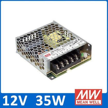 Fuente Alimentación LED LRS Meanwell 12V 35W