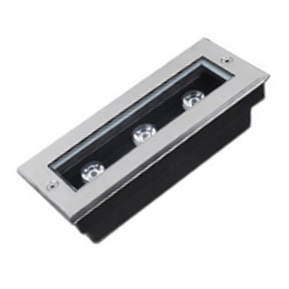 Empotrable Suelo LED 3W Rectangular