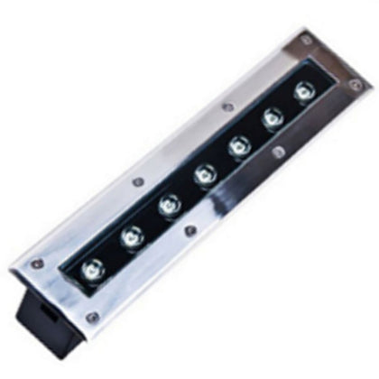 Empotrable Suelo LED 7W Rectangular