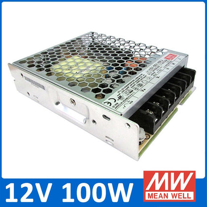 Fuente Alimentación LED LRS Meanwell 12V 100W