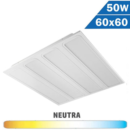 Panel LED 600x600mm 50W Alata Luminosidad