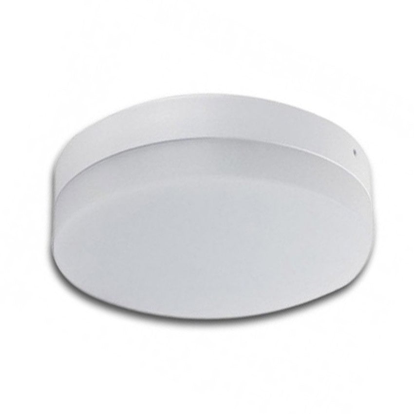 Plafón Superficie LED Blanco 24W 220mm Redondo