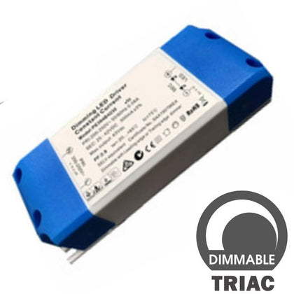 Driver LED Dimmable TRIAC 200-430mA 10-18 W