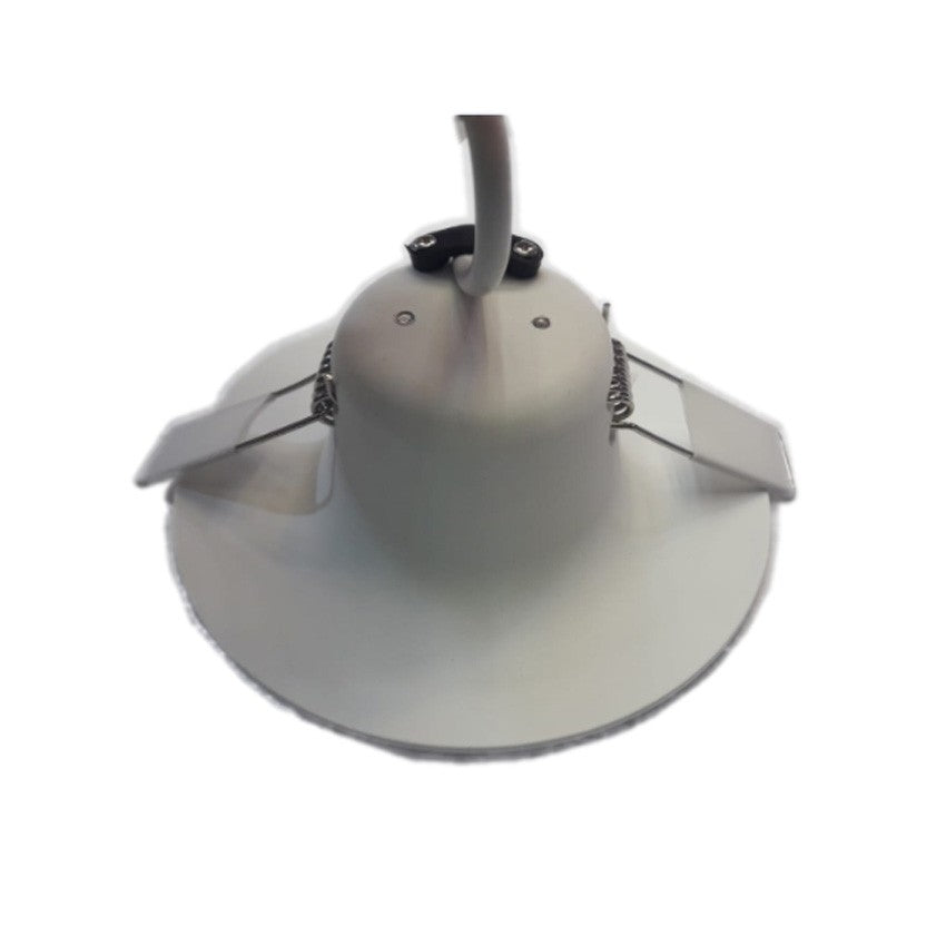 Downlight LED COB 7W Redondo 98mm Diam Blanco Spot
