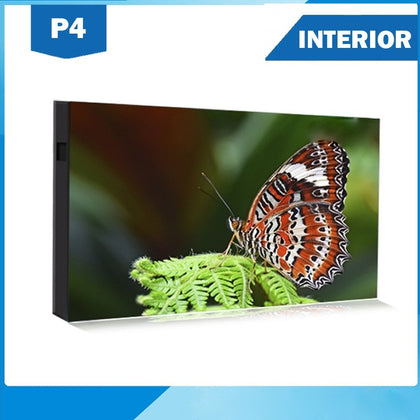 Pantalla LED P4 Interior Full Color