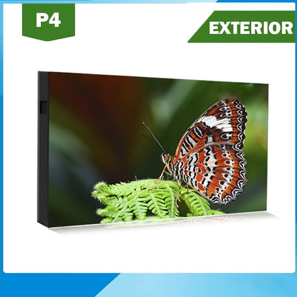 Pantalla LED P4 Exterior Full Color