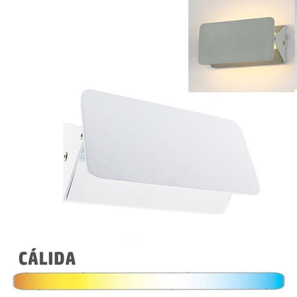 Aplique LED Pared 5W Blanco Antideslumbramiento