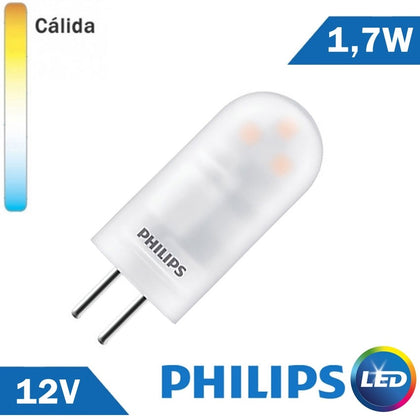 BOMBILLA LED G4 PHILIPS 1,7W 12V