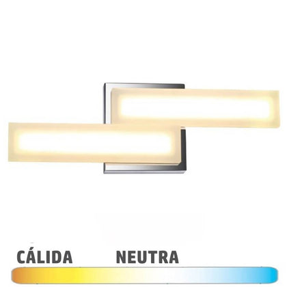 Aplique LED Pared 24W Alta Potencia