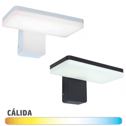 Aplique Pared LED 12W Exterior IP65