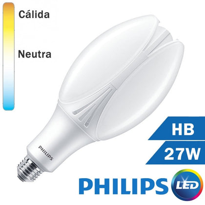 LÁMPARA LED PT 27W E27 230V TRUEFORCE