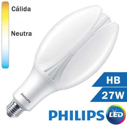 LÁMPARA LED PT 42W E27 230V TRUEFORCE
