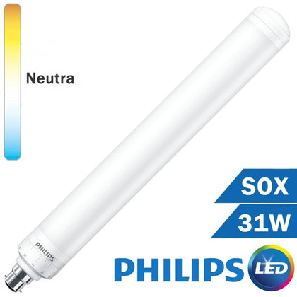 LÁMPARA LED SOX 31W B22d TRUEFORCE