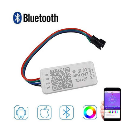 Controlador Bluetooth APP Tira RGB Digital