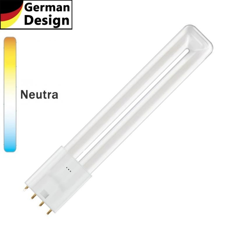 Lámpara LED 2G11 RL-Long 18 7W 223mm HF