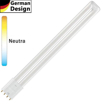Lámpara LED 2G11 RL-Long36 18W 407mm HF