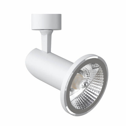 Foco blanco orientable para bombillas LED GU10  QR111.